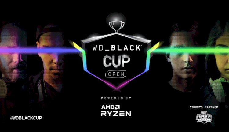 Western Digital Hosts WD_BLACK CUP Esports tournament for gamers in India