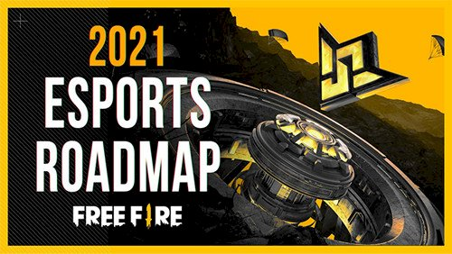 Garena unveils Free Fire's 2021 International Esports Roadmap Announcing Three Global Championships