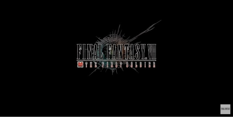 Final Fantasy VII: The First Soldier is Square Enix's attempt to release a mobile battle royale game