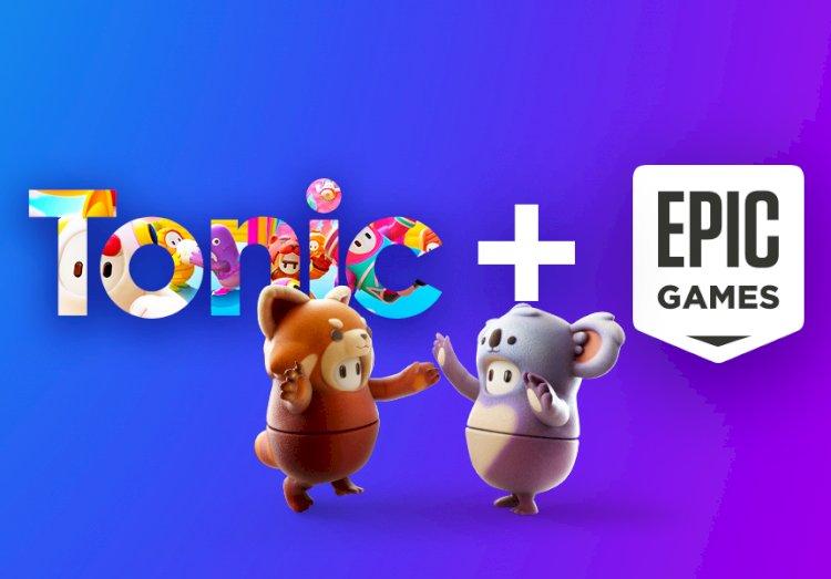 Epic Games acquires Fall Guys creator Mediatonic