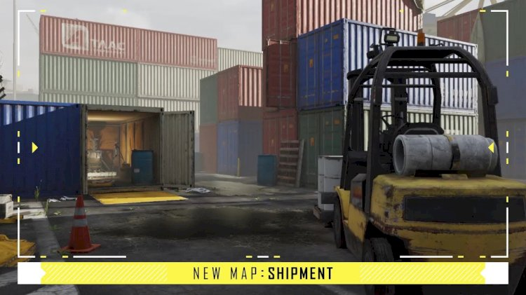 Call of Duty: Mobile to add a new map Shipment in Season 2