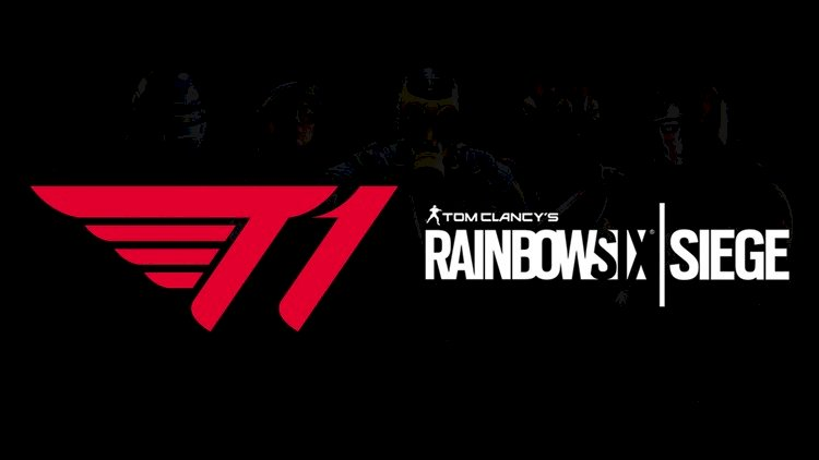 T1 now fields a Rainbow Six Siege Division