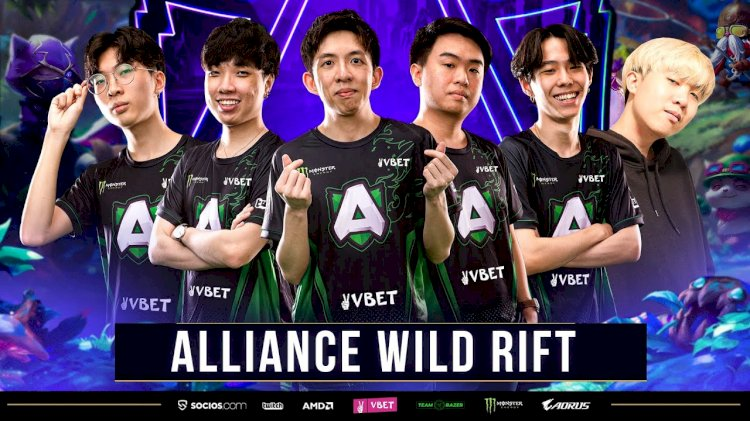 Alliance expands to Southeast Asia with a Wild Rift roster
