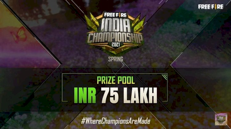 Garena reveals top 12 teams for Free Fire India Championship 2021 Spring Grand Finals