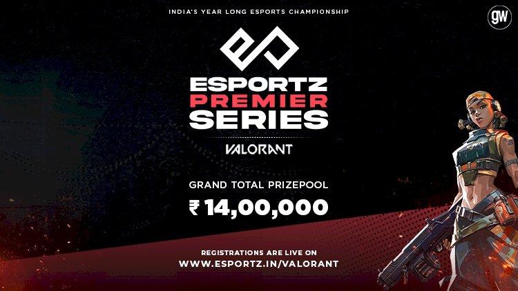 Esportz Premier Series to host four months of competitive VALORANT