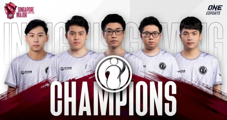 Invictus Gaming reverse sweep Evil Geniuses to confirm Singapore Major Victory