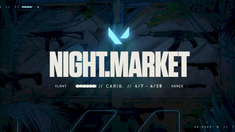 Night Market is now back in VALORANT