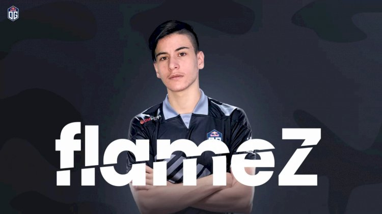 OG recruits 17-year-old flameZ to complete CS:GO roster