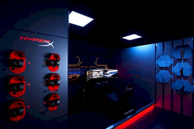 HyperX partners with Red Bull Racing Esports to become the Official Peripherals Partner