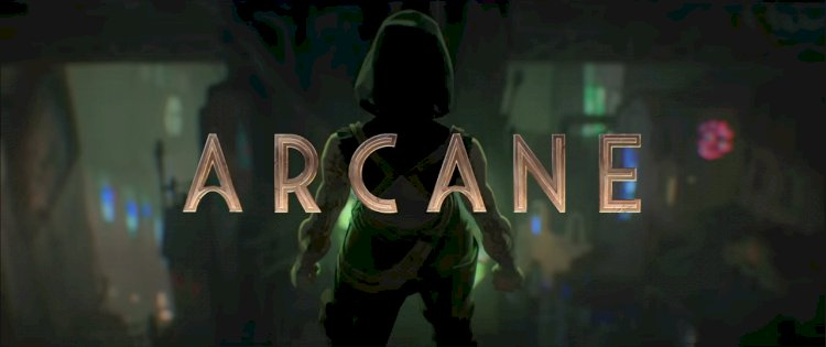 League of Legends inspired animated Netflix series 'Arcane' is coming this fall