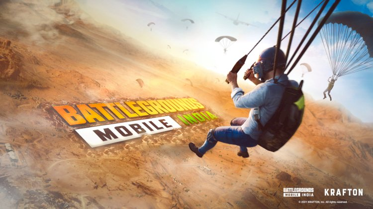 Battlegrounds Mobile India officially revealed by KRAFTON