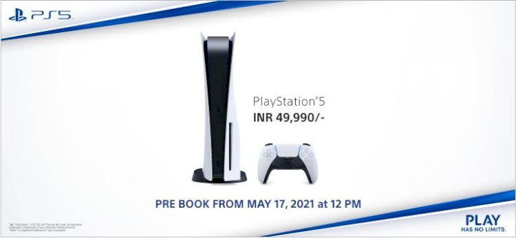 Sony PlayStation 5 to be available for Pre-Order on May 17th