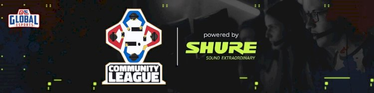 Global Esports partners with Shure and introduces Community League