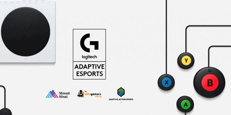 Logitech G and partners to host an Esports tournament for Disabled Gamers