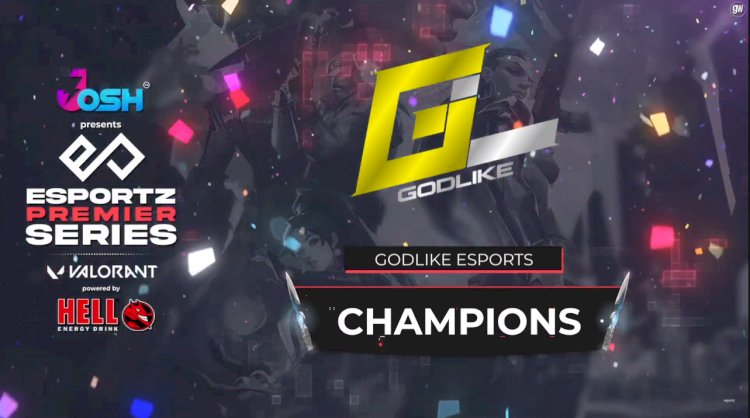 GodLike Esports returns strong and win Qualifier Two of Esportz Premier Series 2021 Valorant