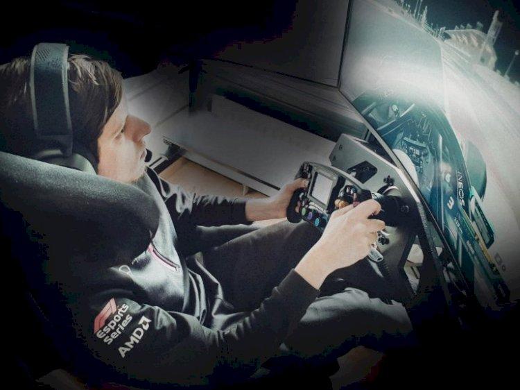 Mercedes-AMG Petronas Esports Team and SteelSeries announce partnership
