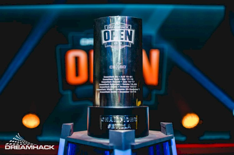 North America and Asia Invites unveiled for DreamHack Open June