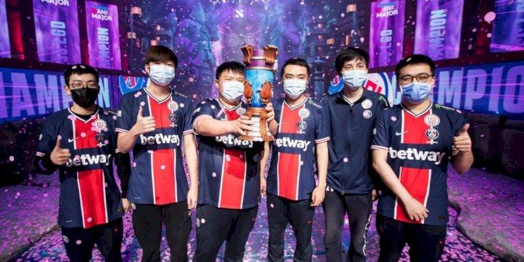 PSG.LGD crowned WePlay DotA 2 AniMajor Champions