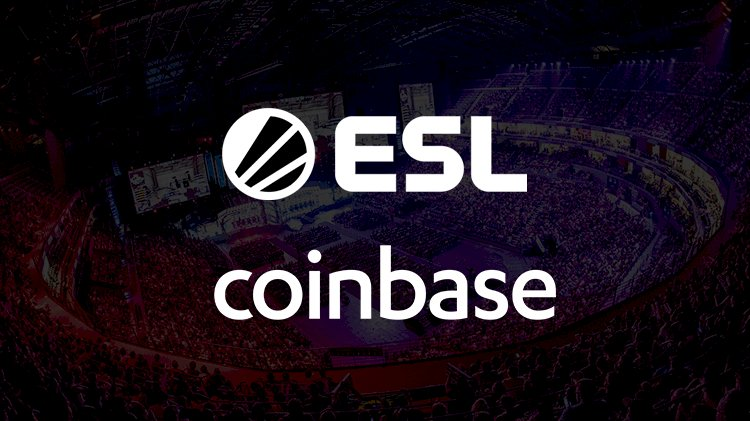 ESL Gaming to partner with cryptocurrency platform Coinbase
