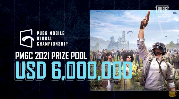 PUBG Mobile Global Championship 2021 revealed with $6 million prize pool