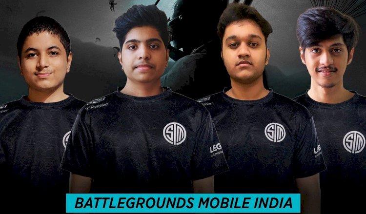 TSM FTX reveals Battlegrounds Mobile India roster