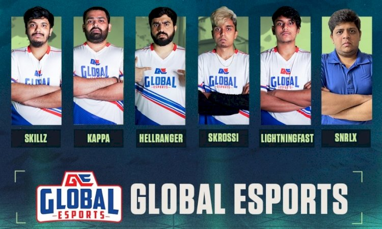 Global Esports sweep Team XO to win India Qualifier 2 of Valorant Conquerors Championship