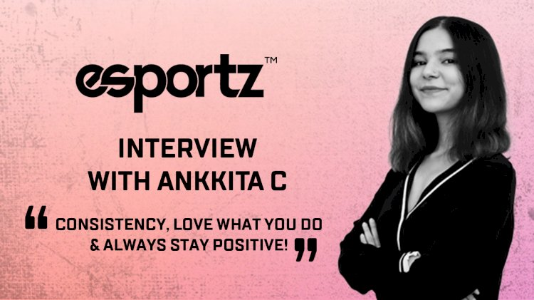 Ankkita C    In Conversation with a Prolific Streamer