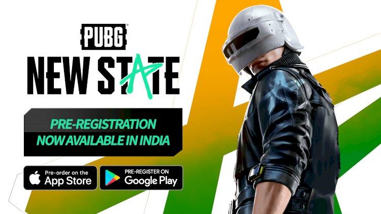 PUBG: New State Pre-registration go live in India