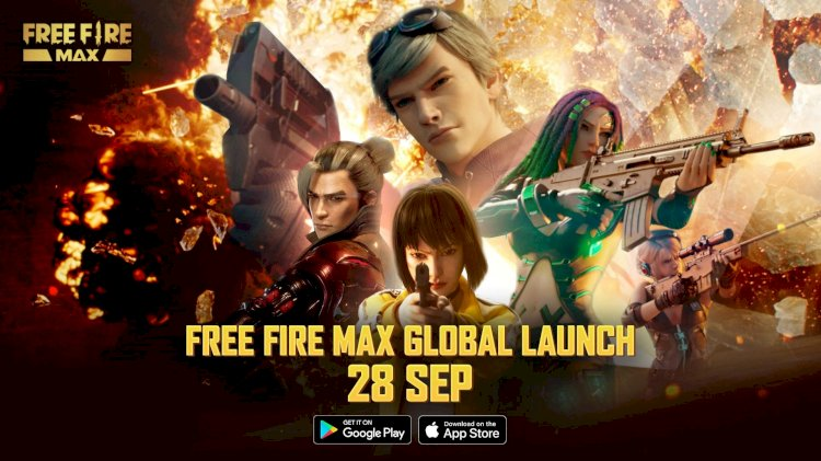 Free Fire MAX to launch globally on 28 September