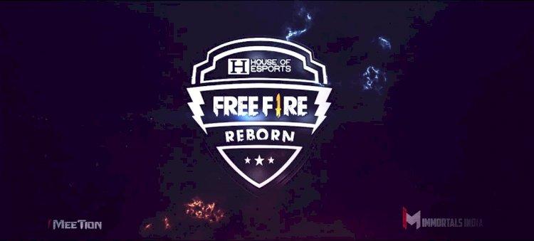 House of Esports announces Free Fire Reborn tournament