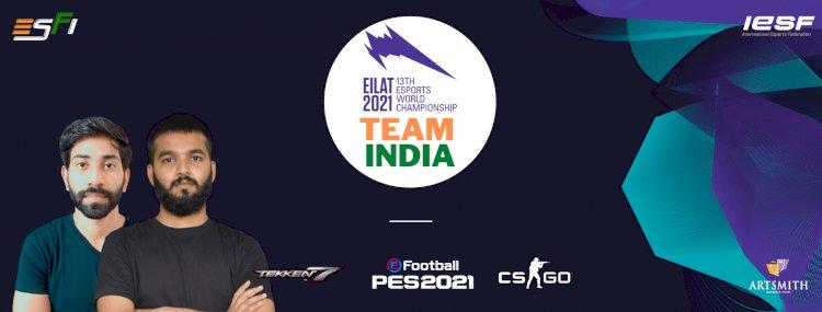 Team India CS:GO and Tekken7 star Hitesh Khorwal seal spot at 13th Esports World Championship Global Finals